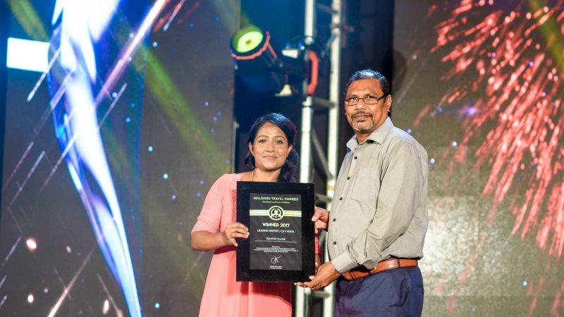 "Equator Village Wins ""Leading Airport & City Hotel"" at MATATO Travel Awards"