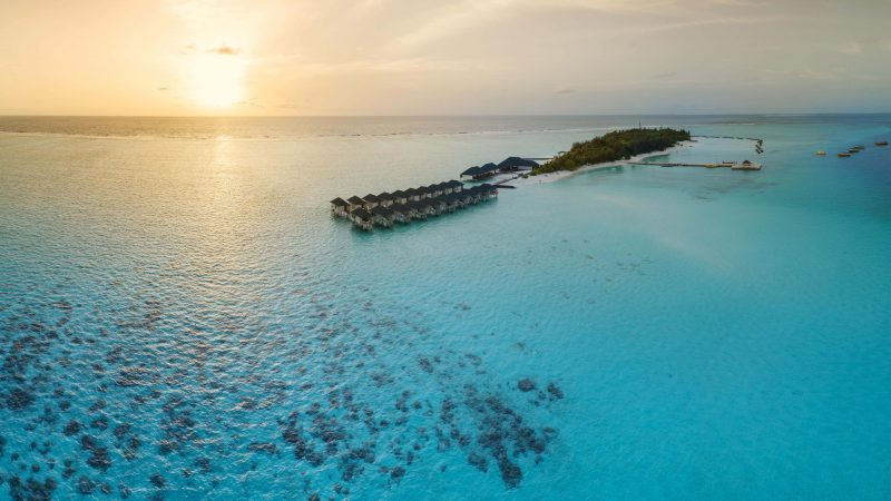 Summer Island Wins Prestigious Holiday Check Gold Award for Being One of  Maldives' Most Popular Resorts